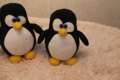 Tux - the symbol of Linux